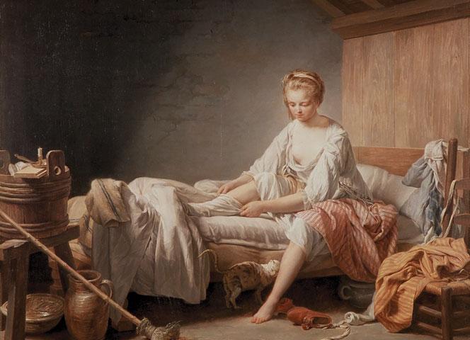 Le Lever de Fanchon, Nicolas-Bernard Lépicié