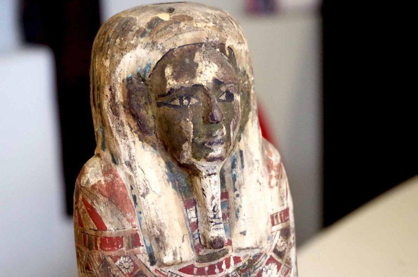 C'est la semaine de l'Egypte au musée Sandelin !
