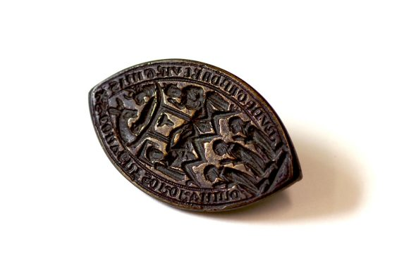 Matrice de sceau du couvent des soeurs mineures