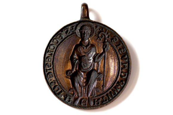 Scel aux causes de l'abbaye de Saint-Bertin