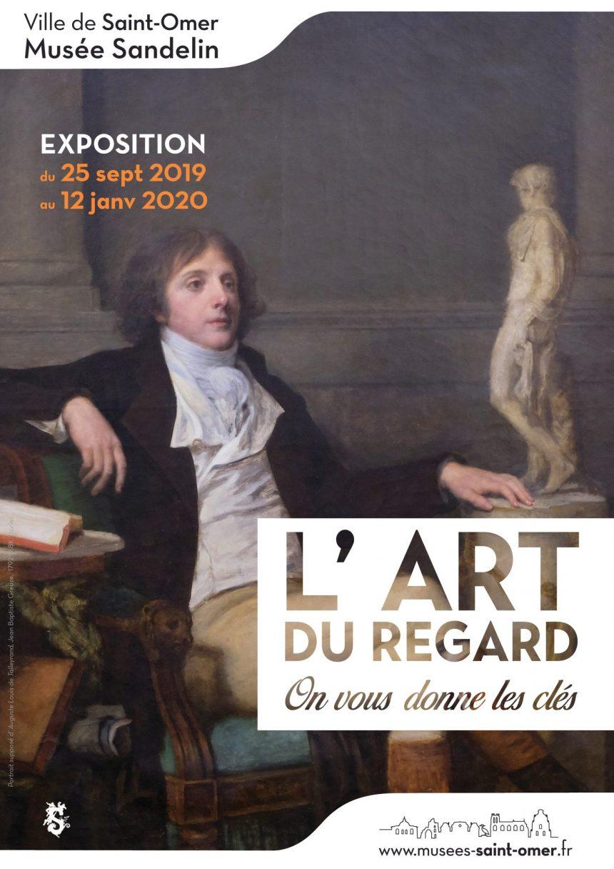 L'Art du regard (25 sept. 2019 > 12 janvier 2020)