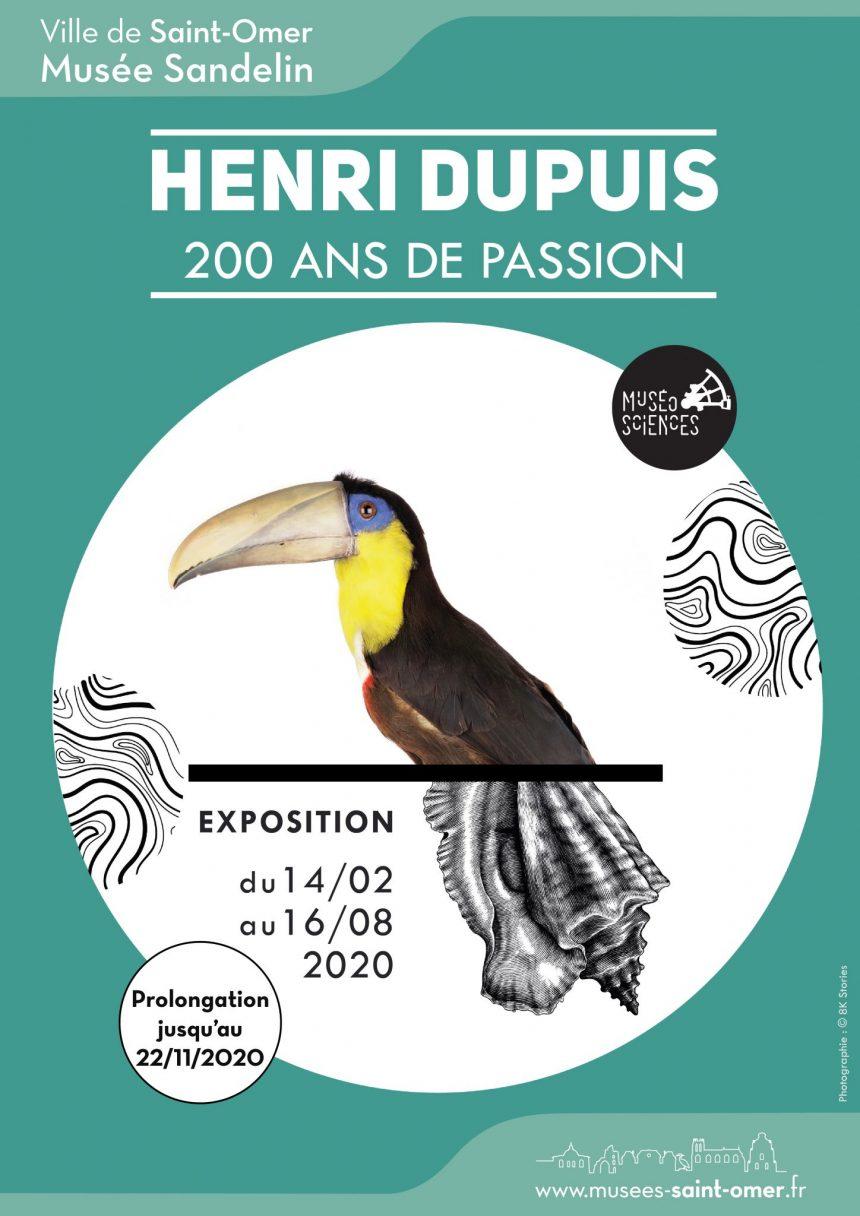 Henri Dupuis : 200 ans de passion (14 février> 22 novembre 2020)