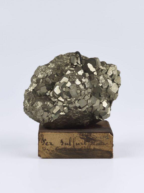 Minéraux ferreux