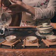 Visite et cérémonie du thé