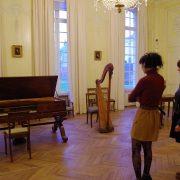 Visite des collections «Matières à voir : le bois»
