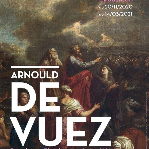 Arnould de Vuez (20 novembre 2020> 14 mars 2021)