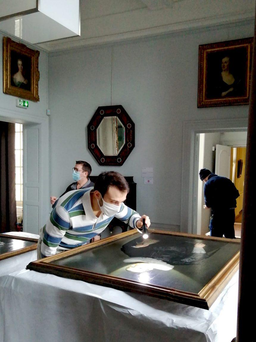 Nos portraits de Thomas de Keyser sont de retour du Louvre-Lens !