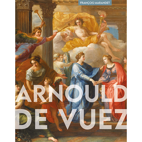Catalogue de l'exposition « Arnould de Vuez »