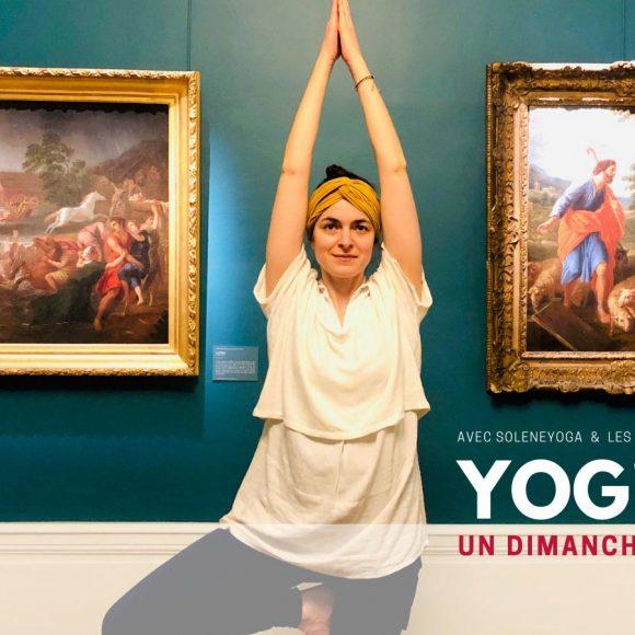 Nouvelles formules de YOG'Art