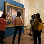 Visite de l'exposition «Arnould de Vuez»